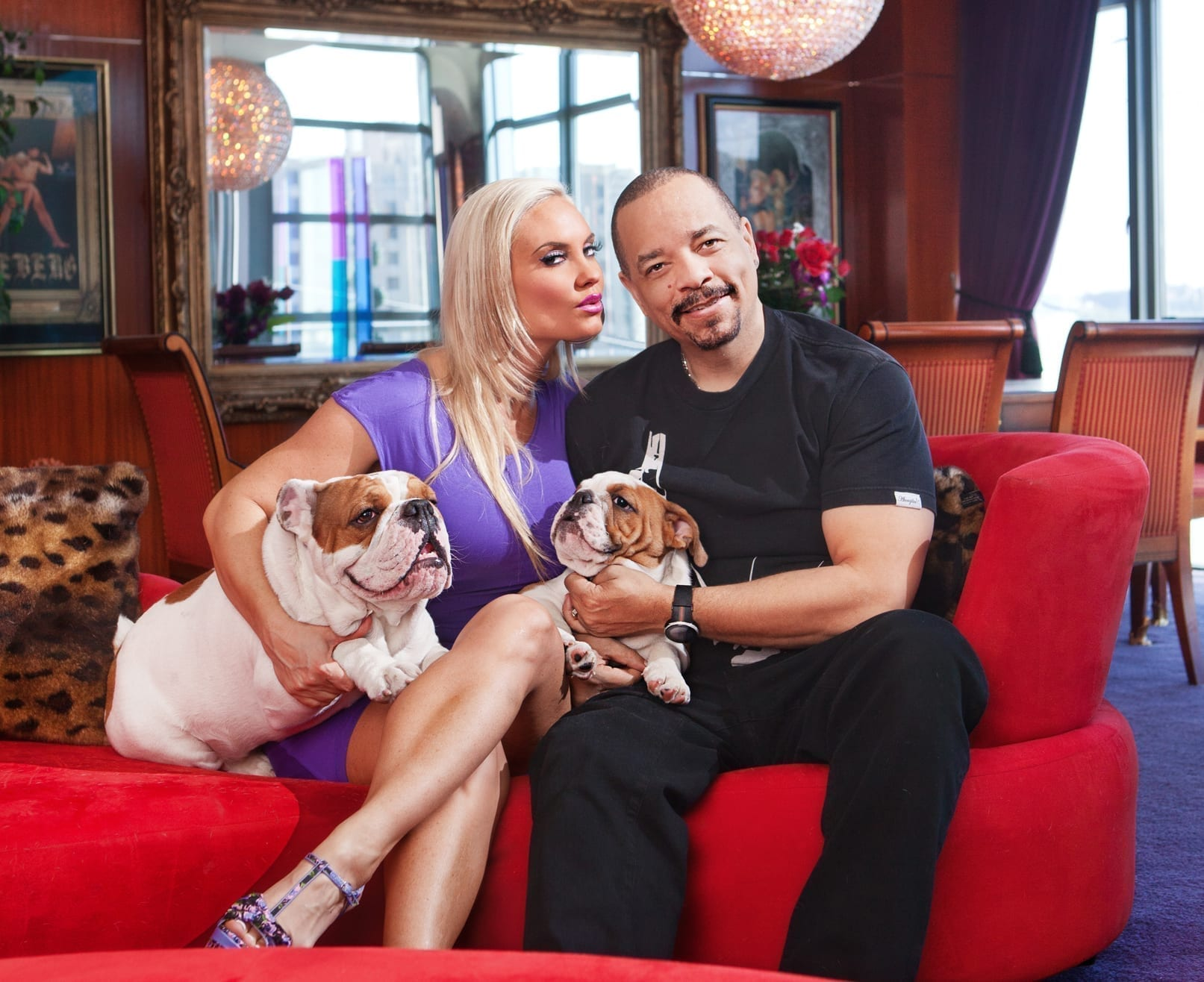 Ice T Amp Coco The Digest