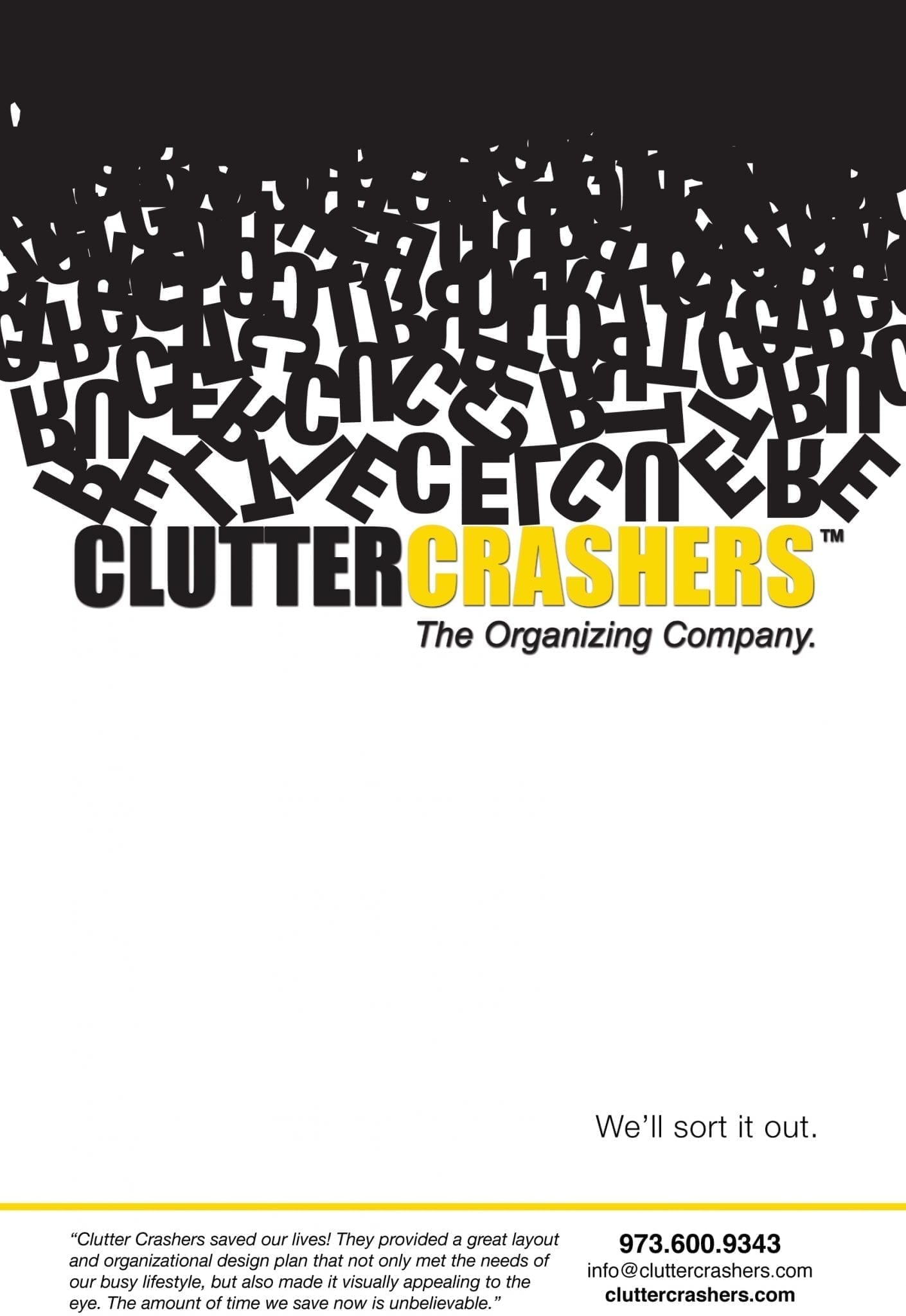 Clutter Crashers