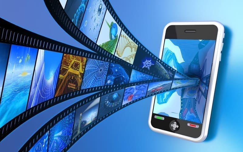 Mobile Apps For Video Could Beat T.V. By 2014