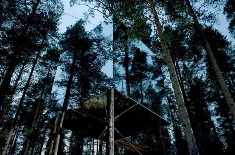 Treehotel-MirrorCube-3