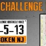 City Challenge Race in Hoboken, Do You Have What it Takes?