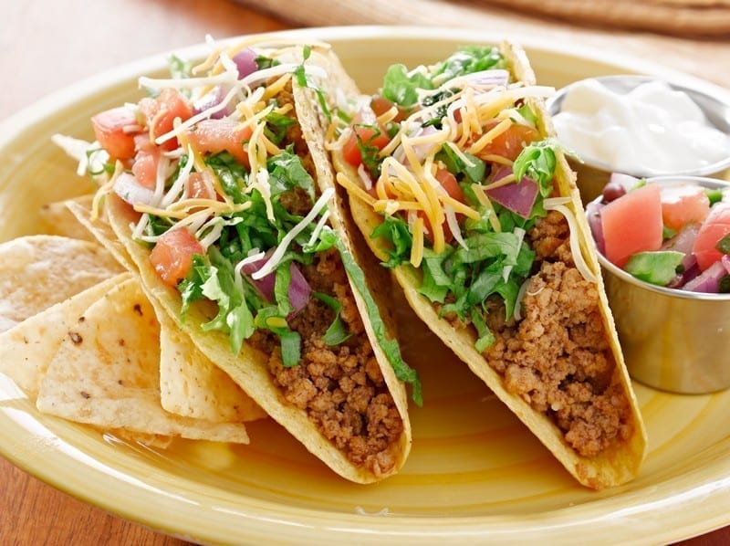Fish, Chicken Or Beef? It's National Taco Day!