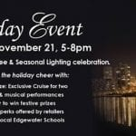 Music, Lights and Raffles at City Place's Tree & Seasonal Lighting Ceremony