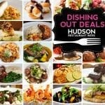 Dine Out To Celebrate Hudson Restaurant Week