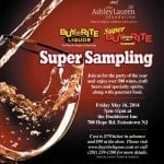Super Buy Rite's Super Sampling Event Aids Local Charities