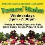 Hamilton Park Farmers Market Offers Fresh Products And Fun Events