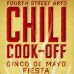 Fourth Street Art's Fifth Annual Chili Cook-Off