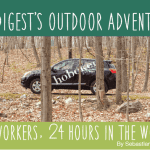 The Digest's Camping Trip: Camp Taylor Campgrounds in NJ