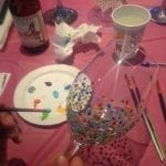 Drinkable Arts: Paint, Glassware and Togetherness