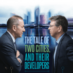 The Tale of Two Cities, and Their Developers
