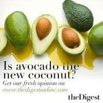Is Avocado the New Coconut? – Uses of Avocado Oil
