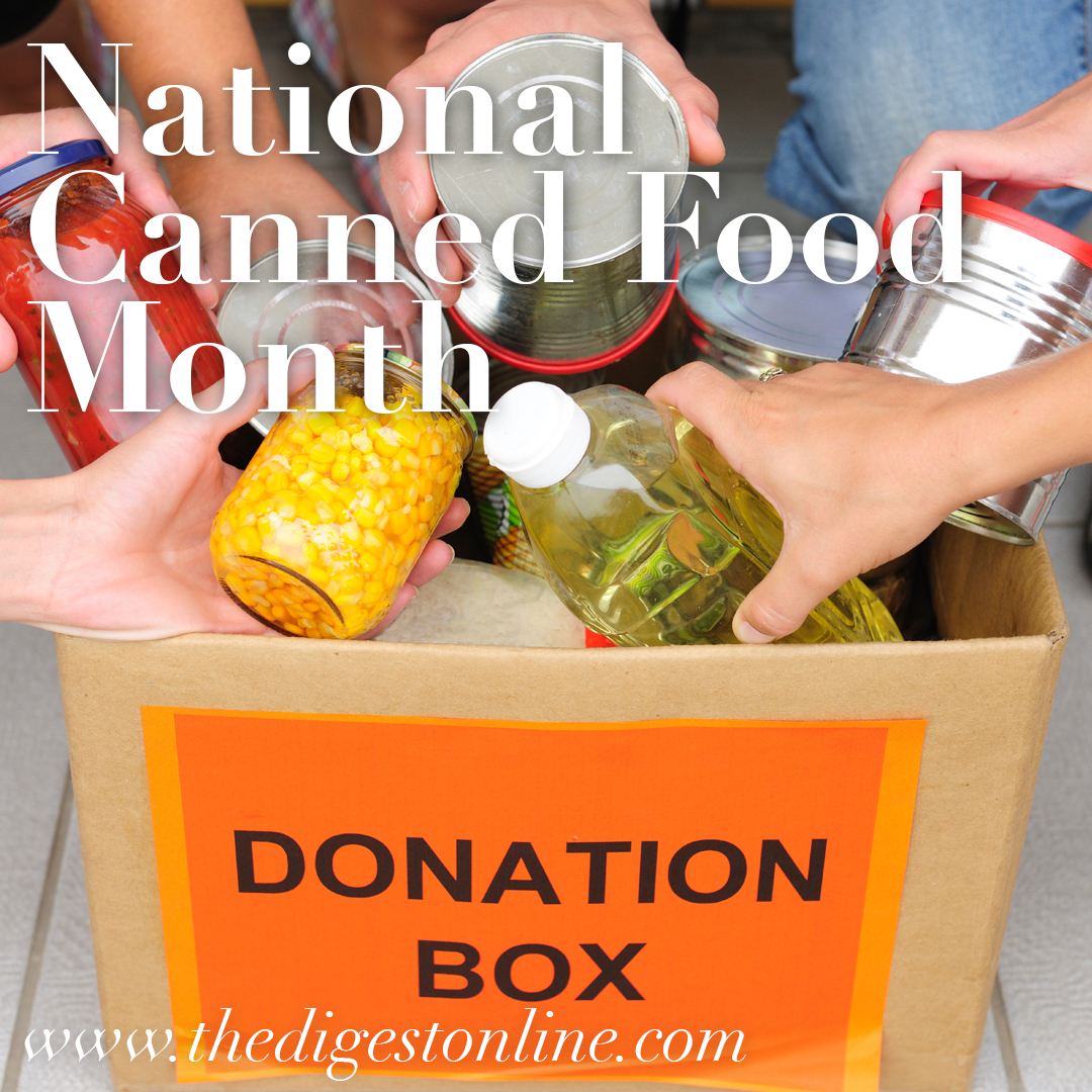 National Canned Food Month