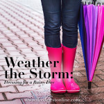 Weather the Storm: Dressing for a Rainy Day