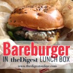 Bareburger in the Digest Lunchbox