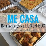 Me Casa in the Digest Lunchbox