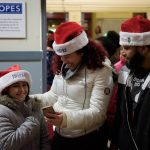 Second Annual Christmas Exchange at Hoboken Grace