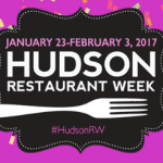 Kickoff to Hudson Restaurant Week