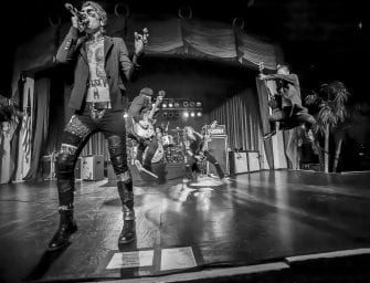 A Rockin' Night with Buckcherry at White Eagle Hall