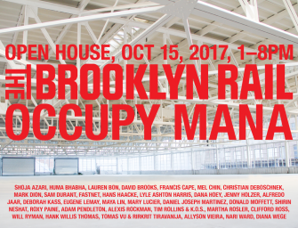 The Brooklyn Rail Occupy Mana Contemporary