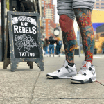 Roses and Rebels: Jersey City Gets Fresh Ink
