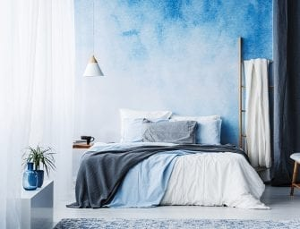 How to Impact the Mood of Your Home with Classic Blue