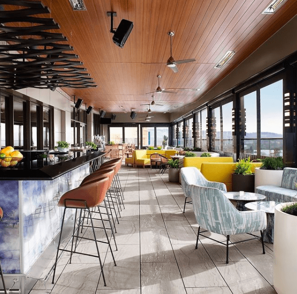 central jersey rooftop bar