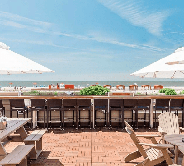 Rooftop Bars in New Jersey