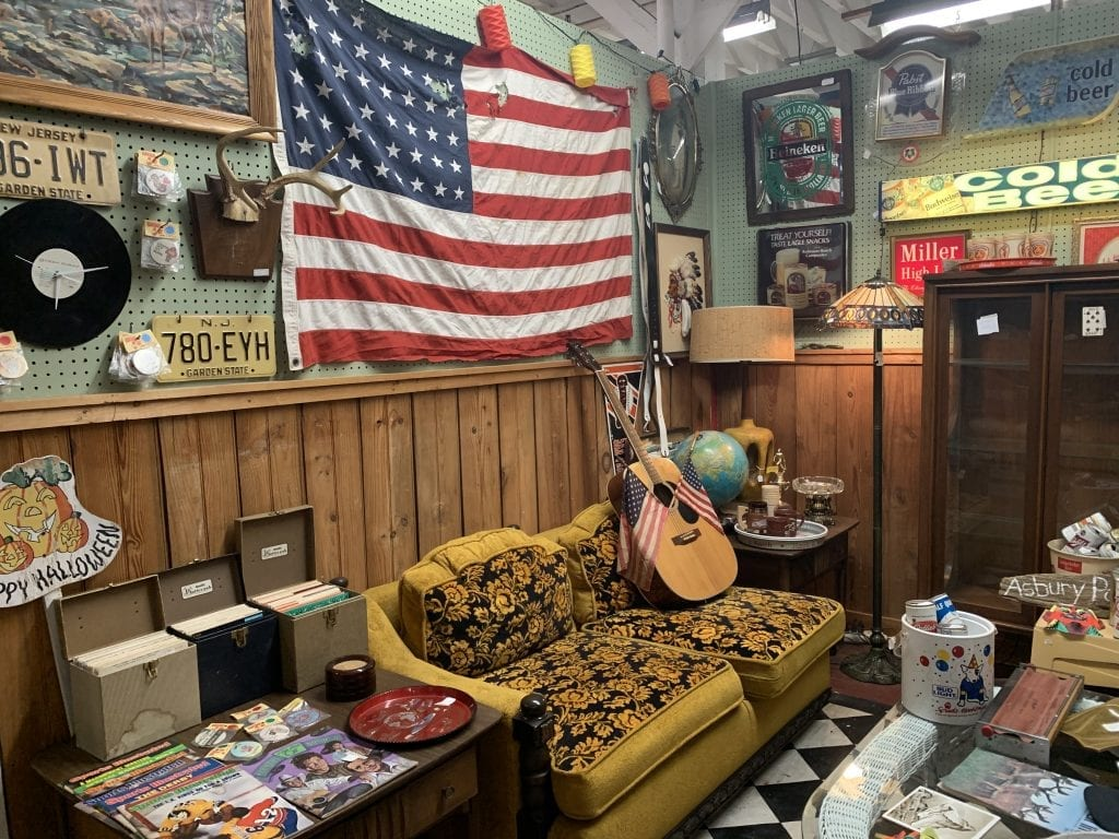 Antiquing in New Jersey