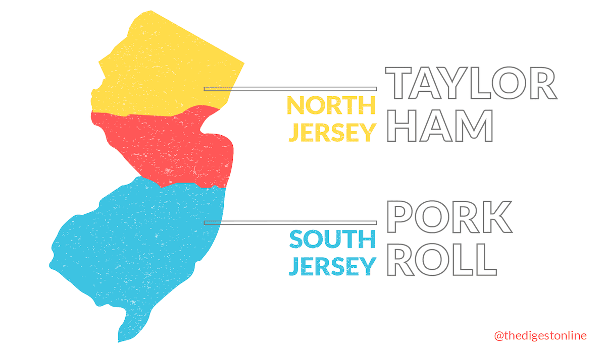 does nj say talor ham or pork roll
