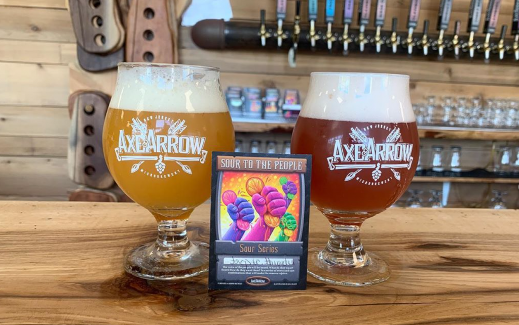 Axe and Arrow Brewing