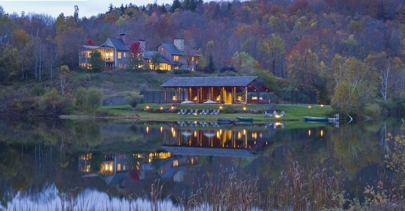 fall getaways you can drive to from new jersey
