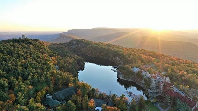 fall getaways in upstate ny