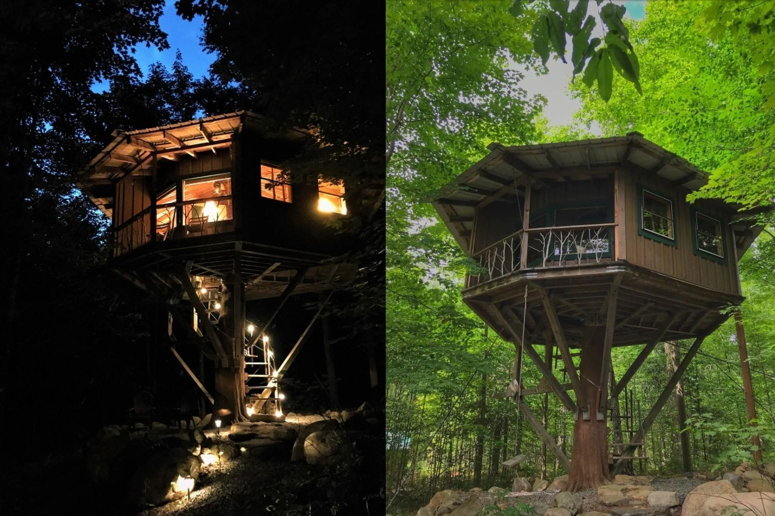 treehouses to rent in ny