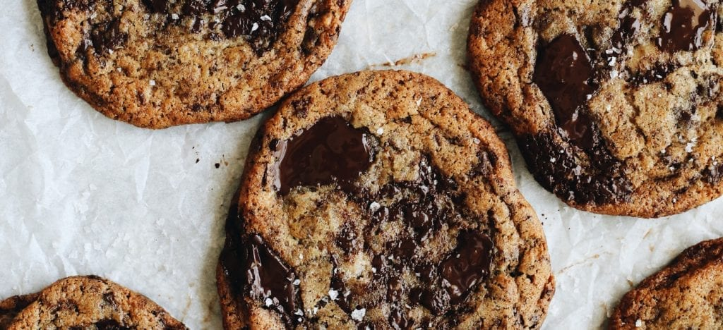 Moments of Sugar, Choc. Chip Cookies