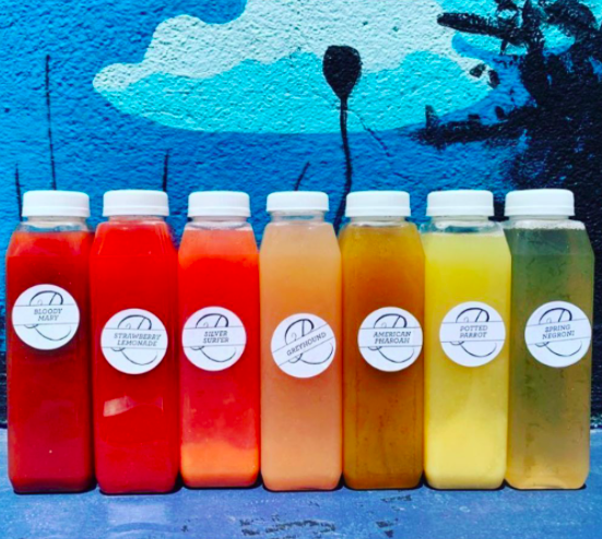 house-bottled mixed drinks in Jersey City