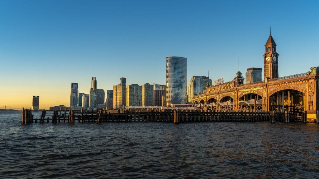 Hoboken Most Densely Populated City