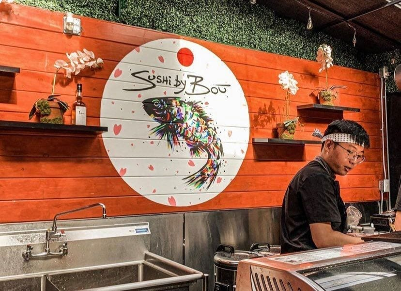 Sushi by Bou Speakeasies New Jersey