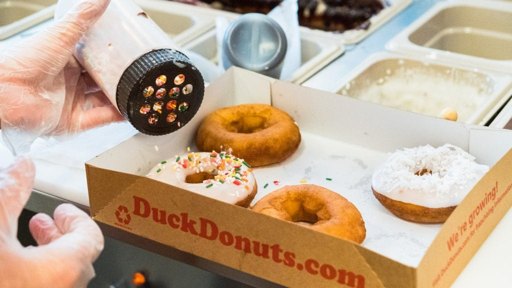 duck donuts north jersey