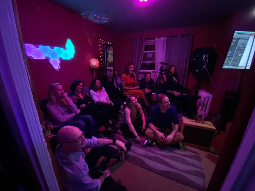 Adult Party Tim Welch Vocal Studio