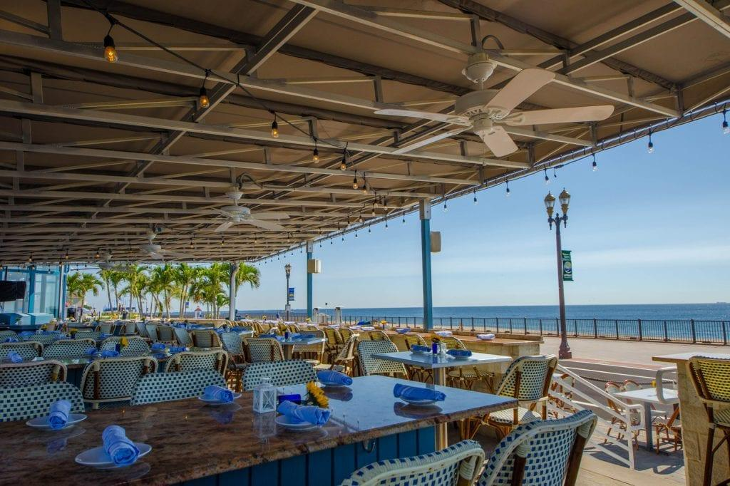 new jersey waterfront dining