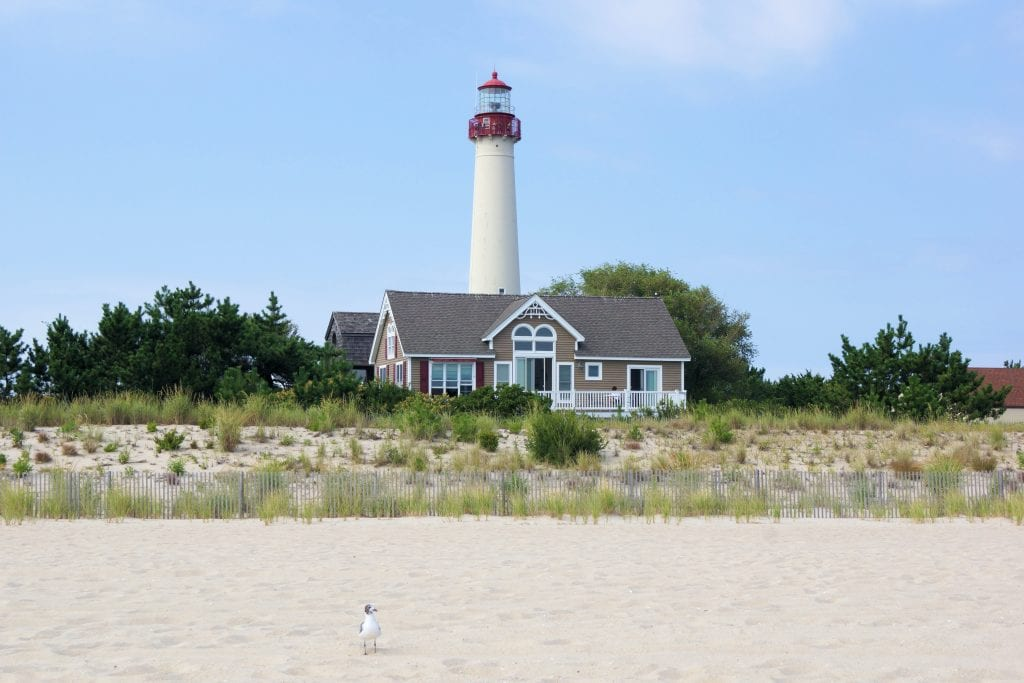 cape may lighthouses
